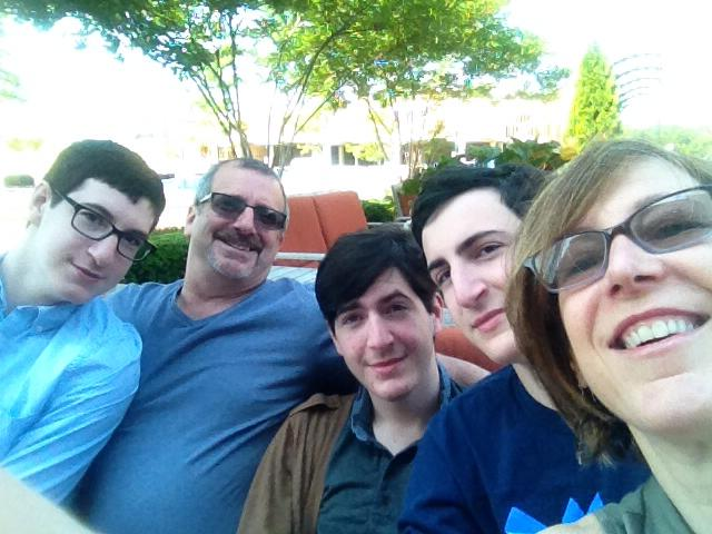 #selfie #myfamily #love